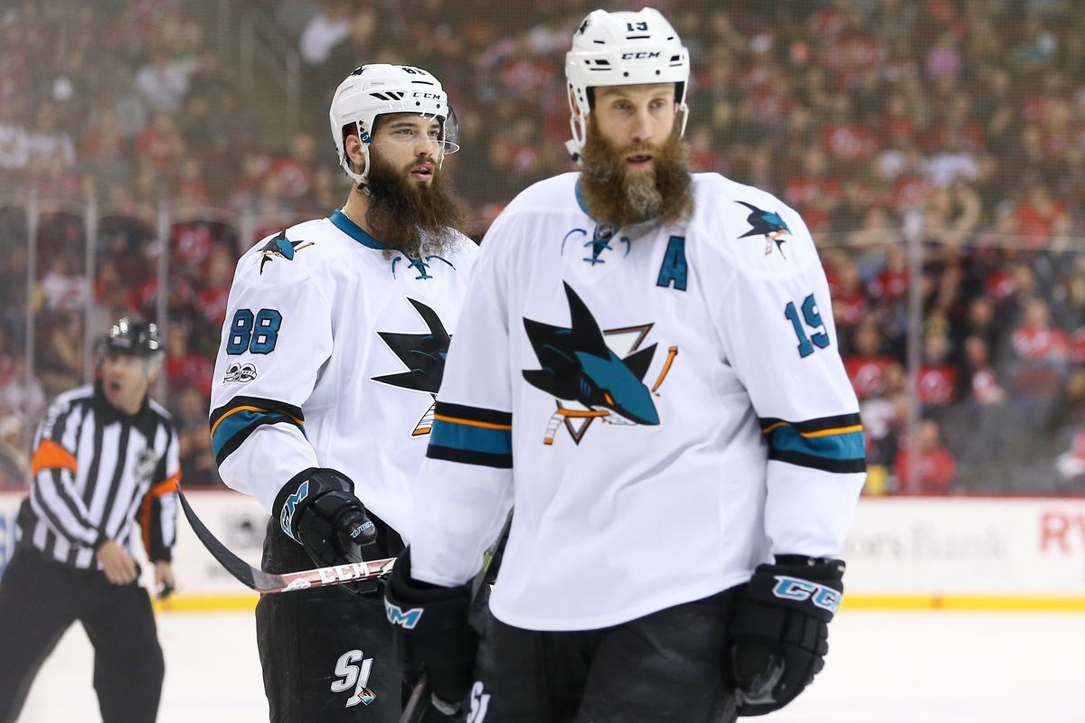 cheaper f05f3 dc05a 2017-2018 NHL Preview: San Jose Sharks - Fake Teams