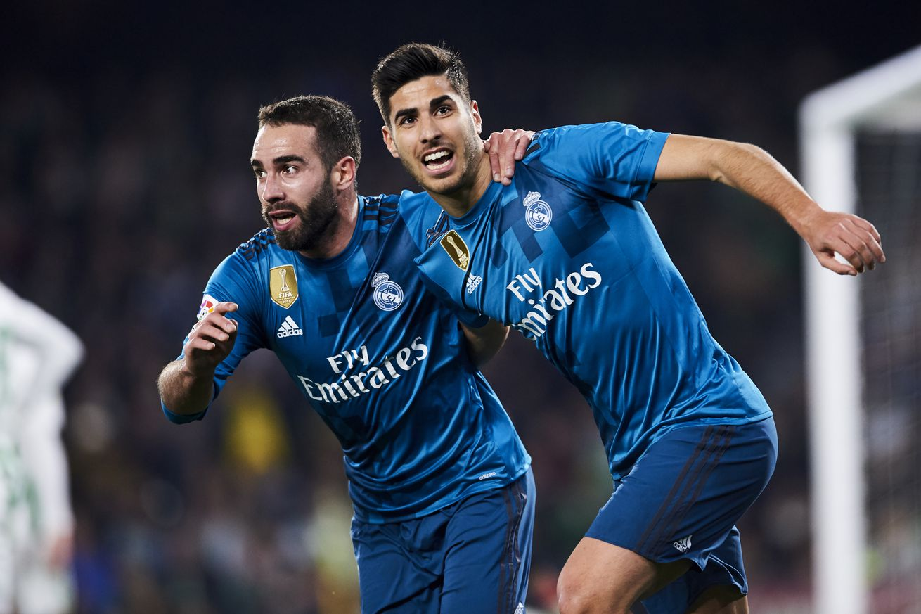 Immediate Reaction: Real Betis 3 - 5 Real Madrid