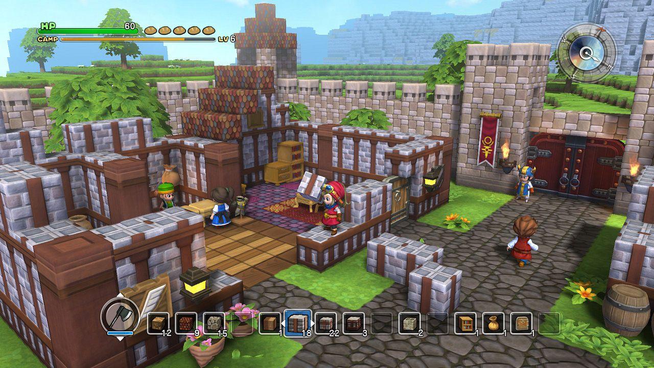 dragon quest builders review screen 2b