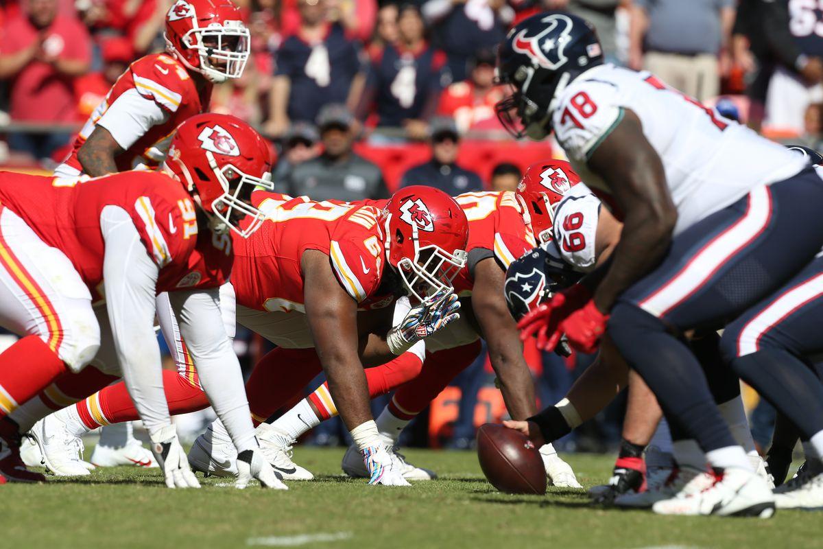NFL: OCT 13 Texans at Chiefs