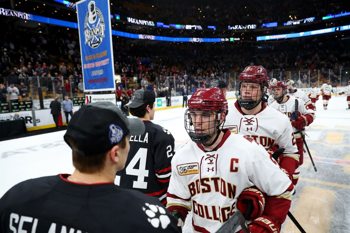 2beb9b0f8 Boston College Men s Hockey v. Northeastern  Final Thoughts and Predictions