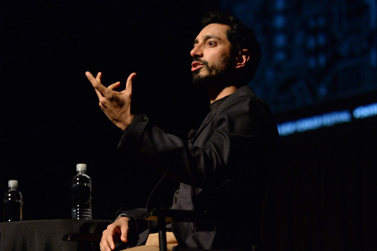 The 2017 New Yorker Festival - Riz Ahmed Talks With The New Yorker's Alexis Okeowo