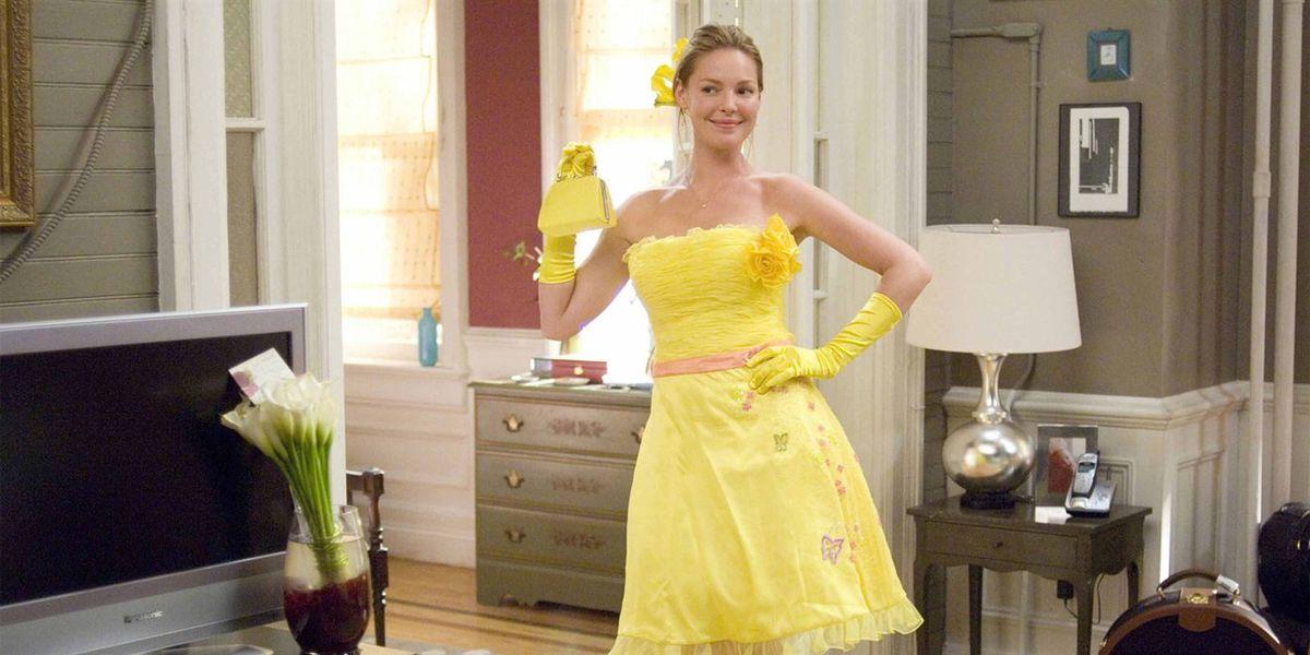 Katherine Heigl in '27 Dresses'