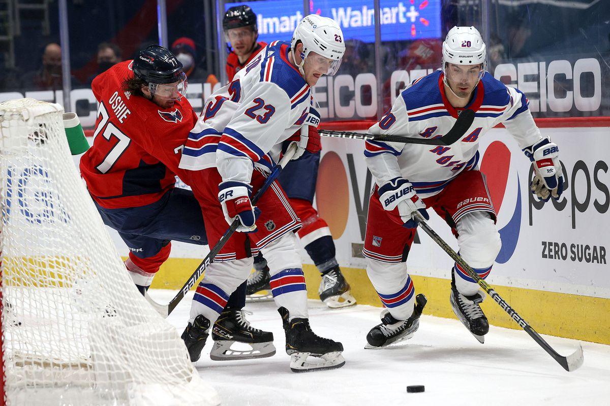 New York Rangers v Washington Capitals