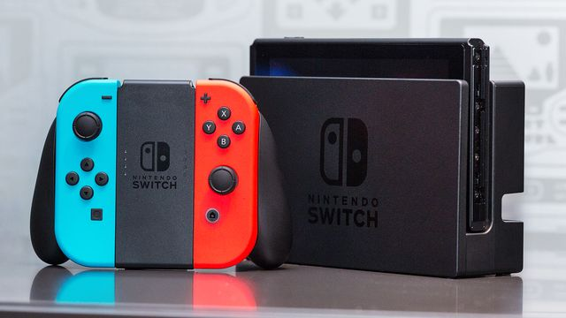 The Nintendo Switch hasn't changed, in price or hardware configuration, since its March 2017 launch.