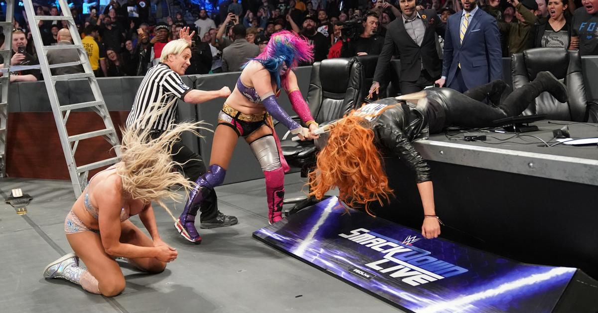 WWE SmackDown Live results, recap, reactions (Dec. 11, 2018): Cream of the crop - Cageside Seats