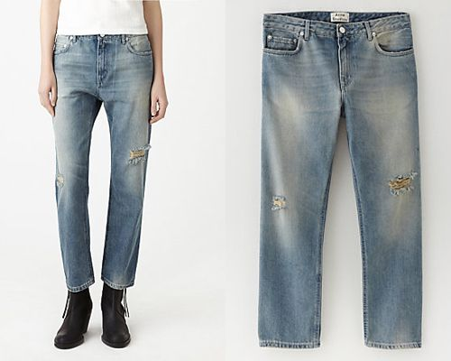 Not Your 'Boyfriend' Nor Your 'Mom': Meet the Slouch Jean - Racked