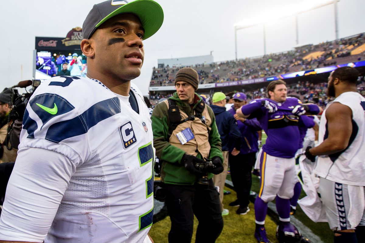 Seahawks beat Vikings: Pro Football Focus Signature Stats - Field Gulls