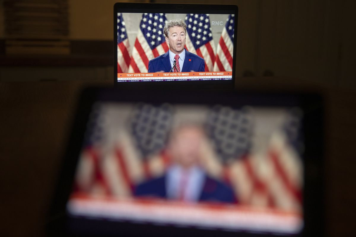 Virtual Speakers On Day Two Of Republican National Convention