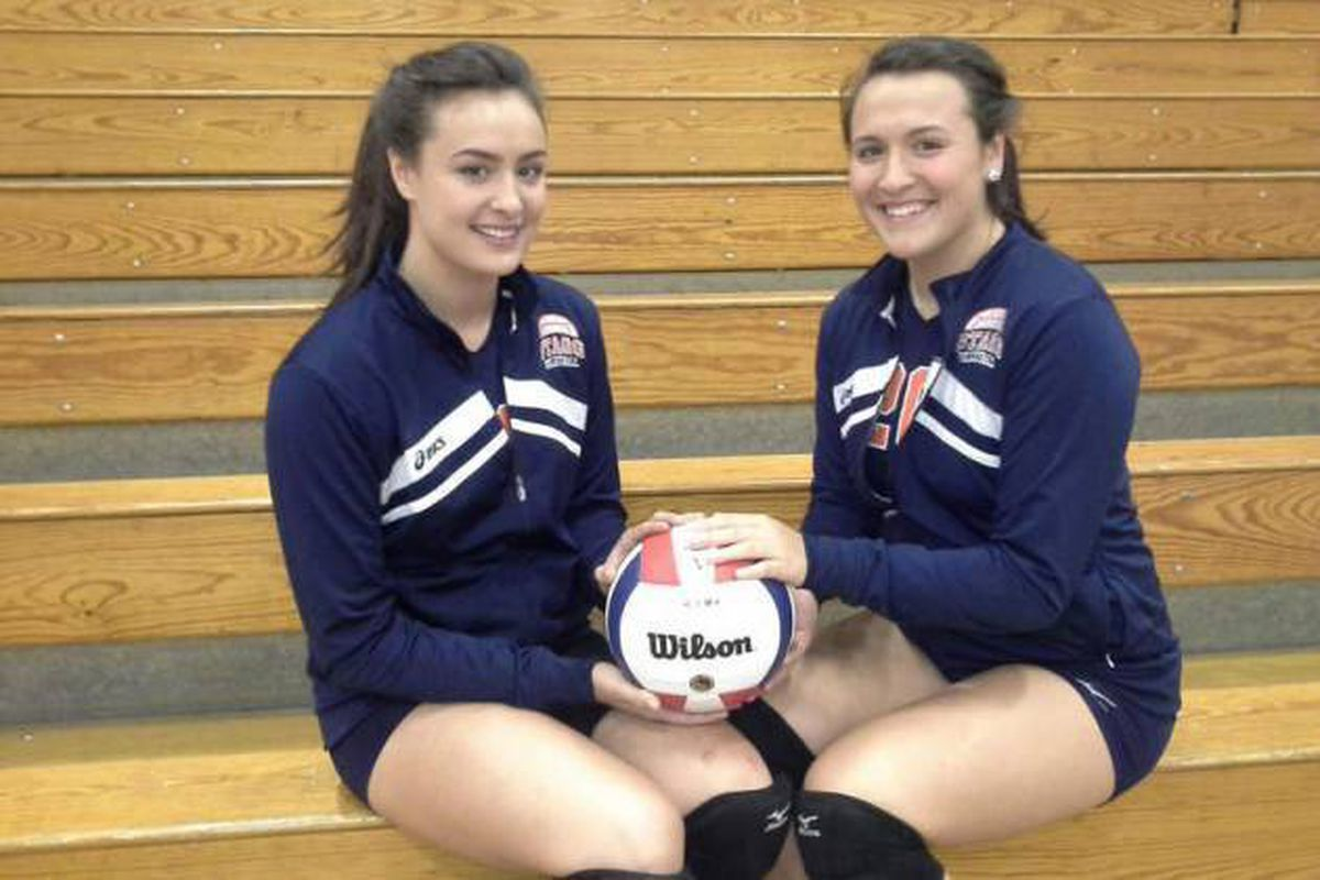 Mantas sisters — Lexi and Ari — a twin force for Stagg - Chicago Sun