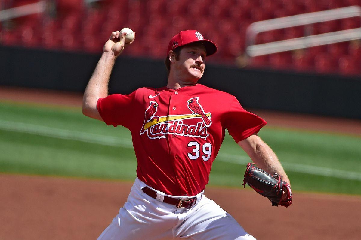 MLB: Exhibition-Kansas City Royals at St. Louis Cardinals