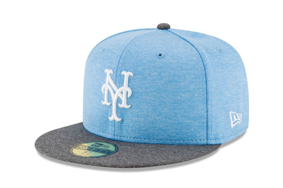 f80bfe2f066eac Mets and Major League Baseball unveil new special event caps for 2017
