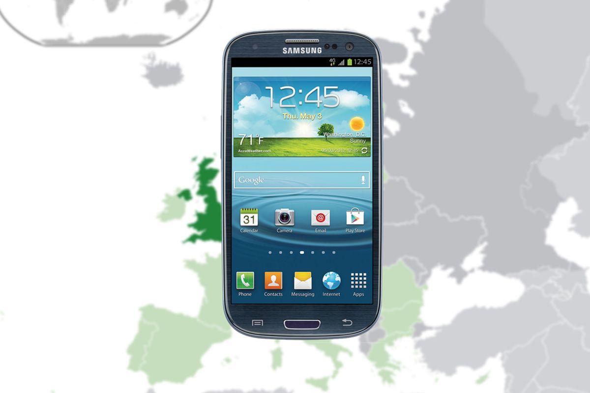 UK Galaxy S III 2