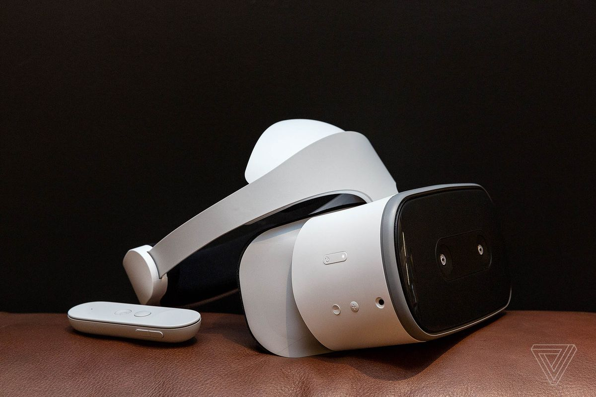 Review: Lenovo's Mirage Solo VR headset is innovative but deeply