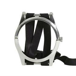 Faceless watch bracelet, $49.95