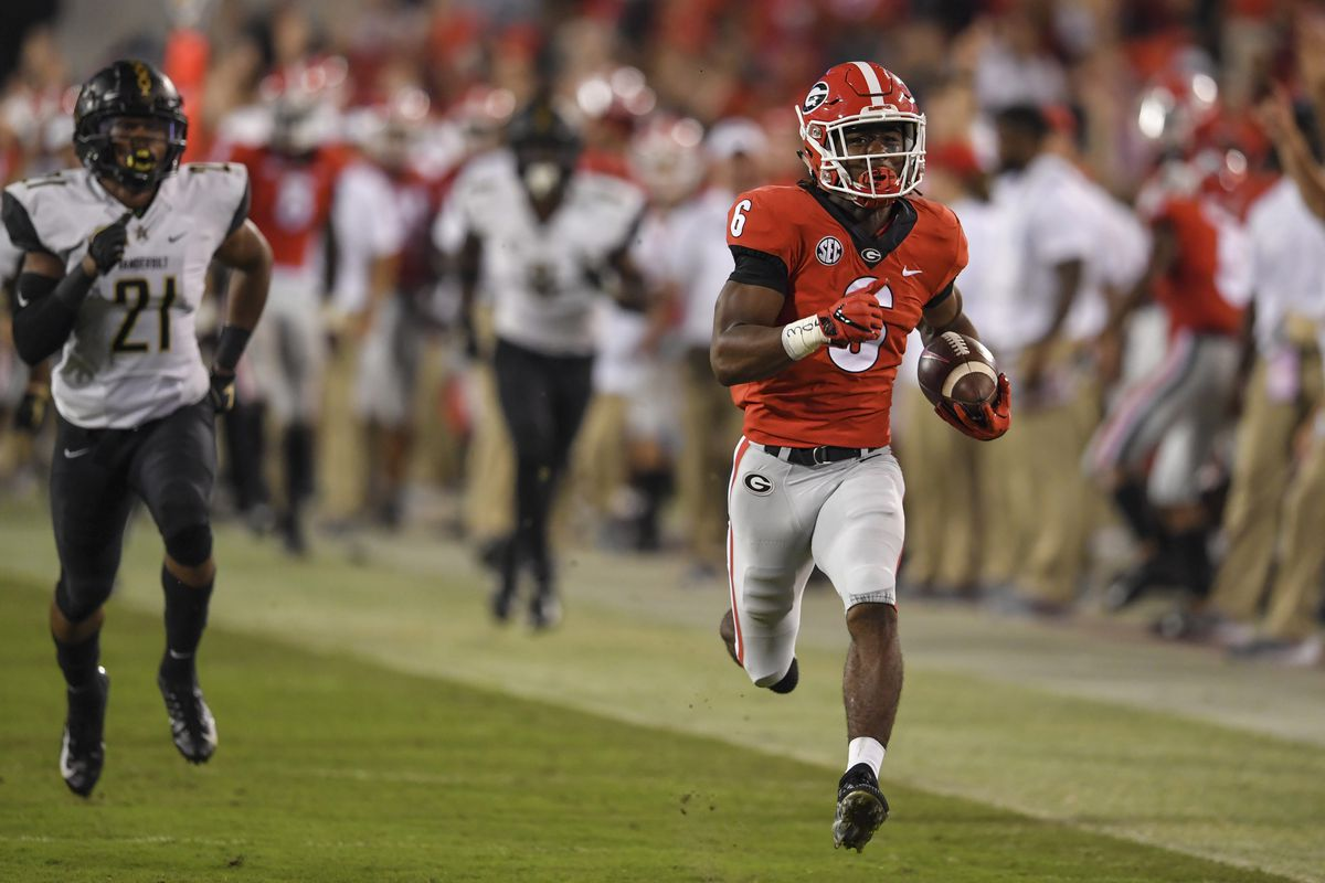 Projecting the College Football Playoff at the halfway mark of 2018 on