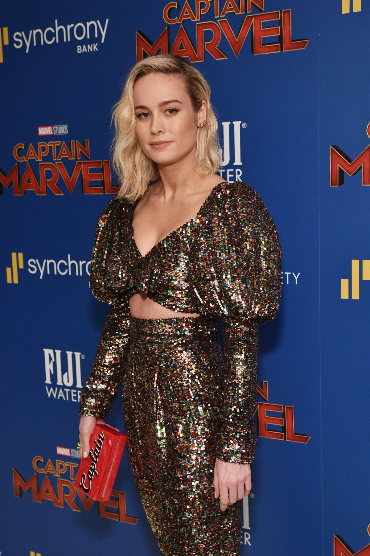 """FIJI Water With The Cinema Society Host A Special Screening Of """"Captain Marvel"""""""