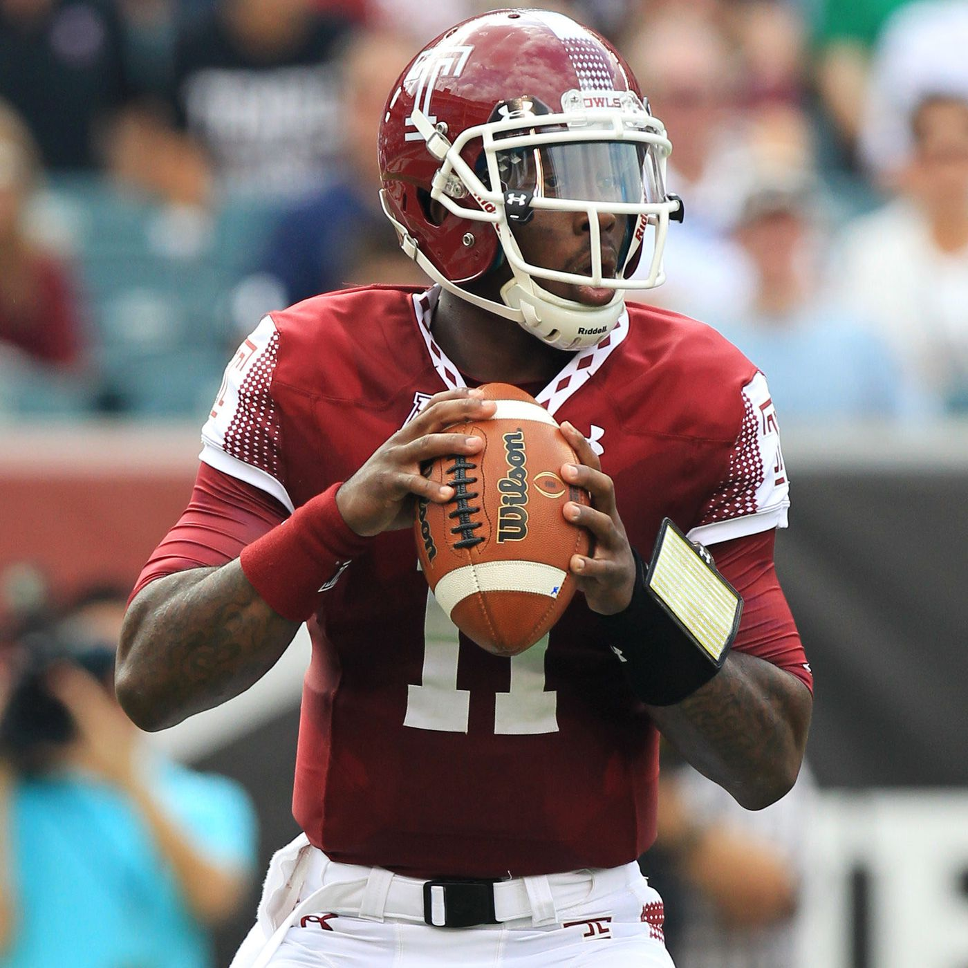 Temple Owls Defeat Penn State Nittany Lions 27-10: Game Recap ...