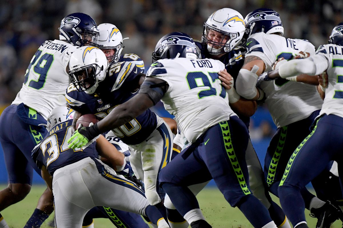 Seahawks News 12 21  Poona Ford Pushing for More Playing Time ... edee057cd