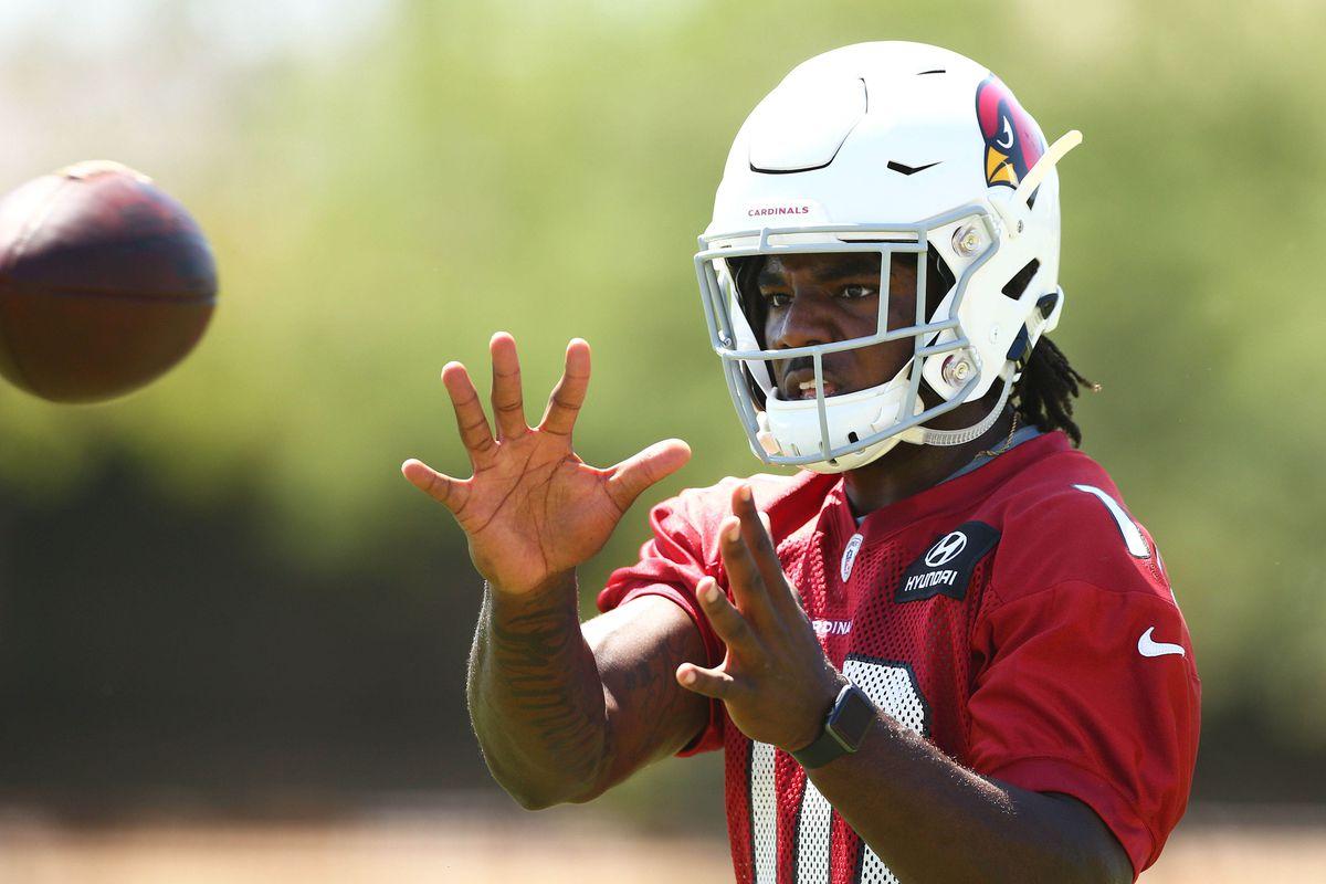 NFL: Arizona Cardinals OTA