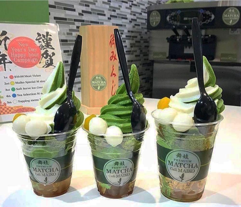 Matcha Cafe Maiko