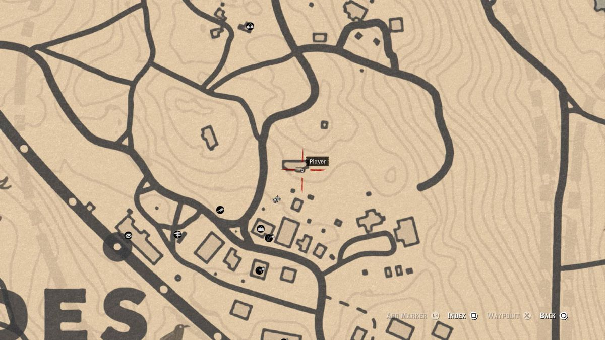 RDR2 Abalone Shell Fragment location and map guide - Polygon