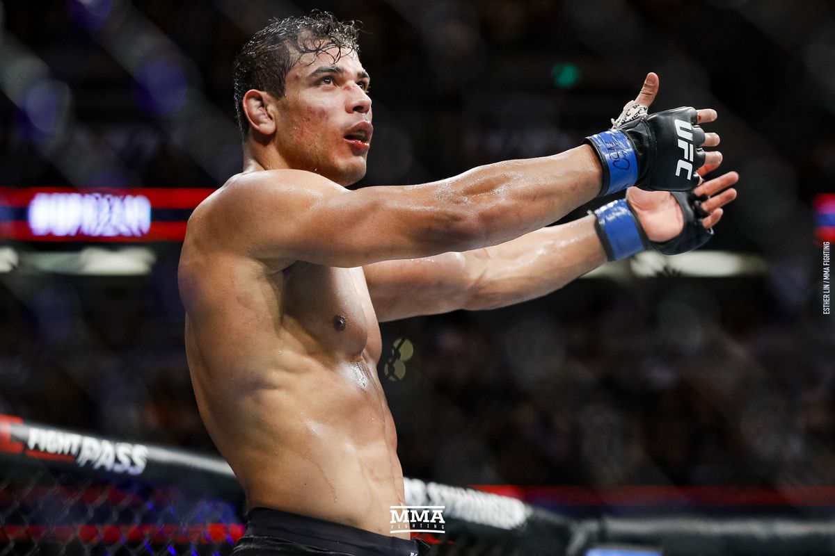 Dana White: Paulo Costa 'needs to pump the breaks and slow down'