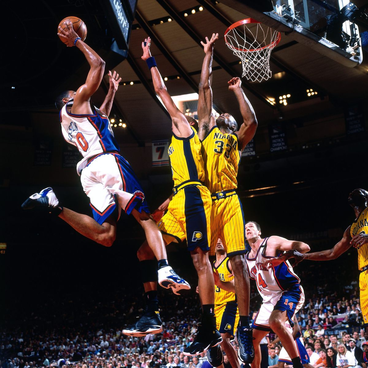 1999 Eastern Conference Finals, Game 3: Indiana Pacers vs. New York Knicks