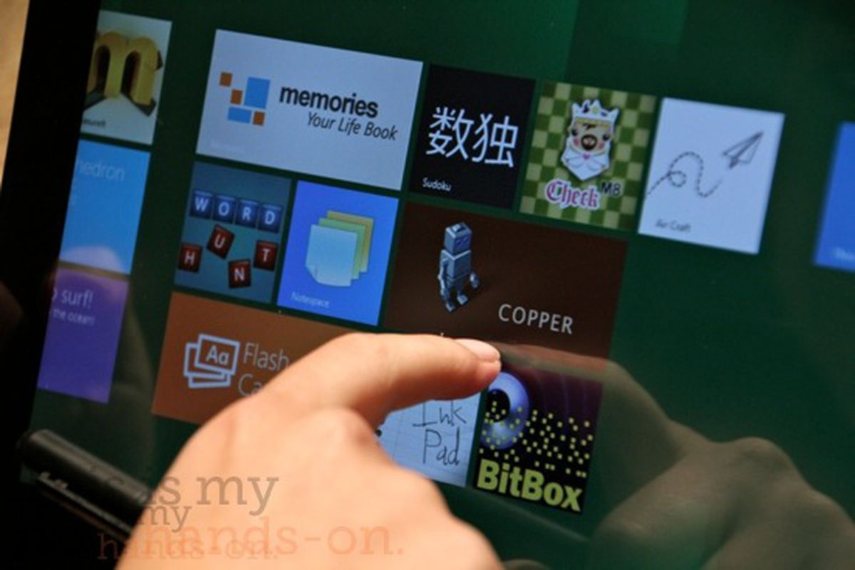 Windows 8: pictures, video, and a hands-on preview of the