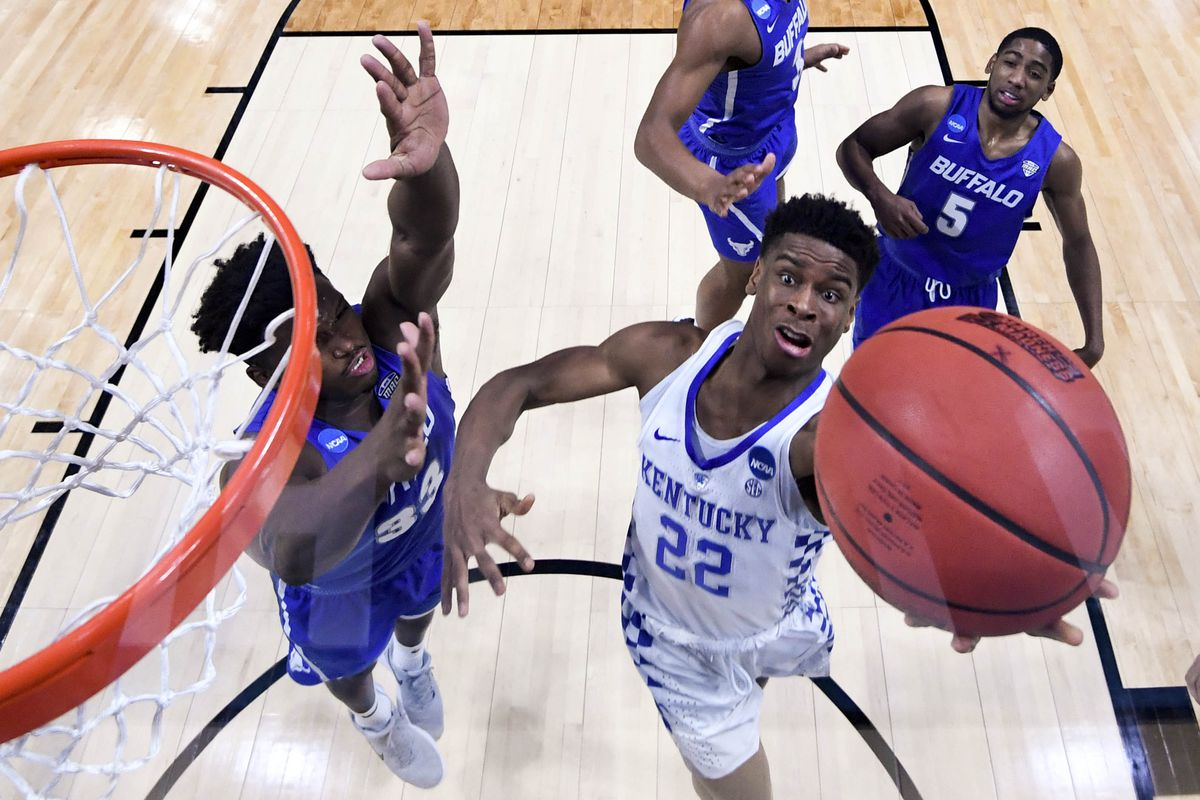 Kentucky Basketball Our First Look At The New Wildcats In: Kentucky Wildcats Basketball: A Deeper Look Into UK's