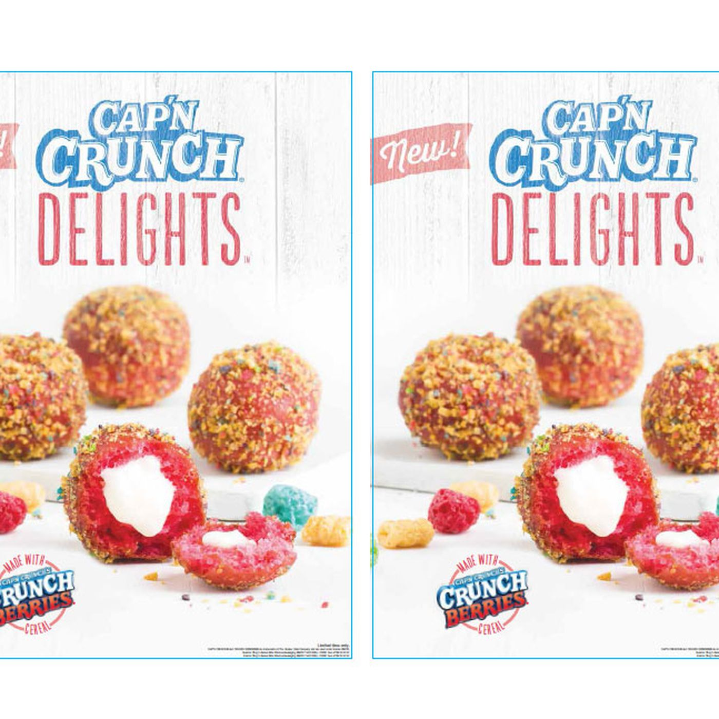 Taco Bell\'s New Cap\'n Crunch Delights Are Portable Balls of Deep ...