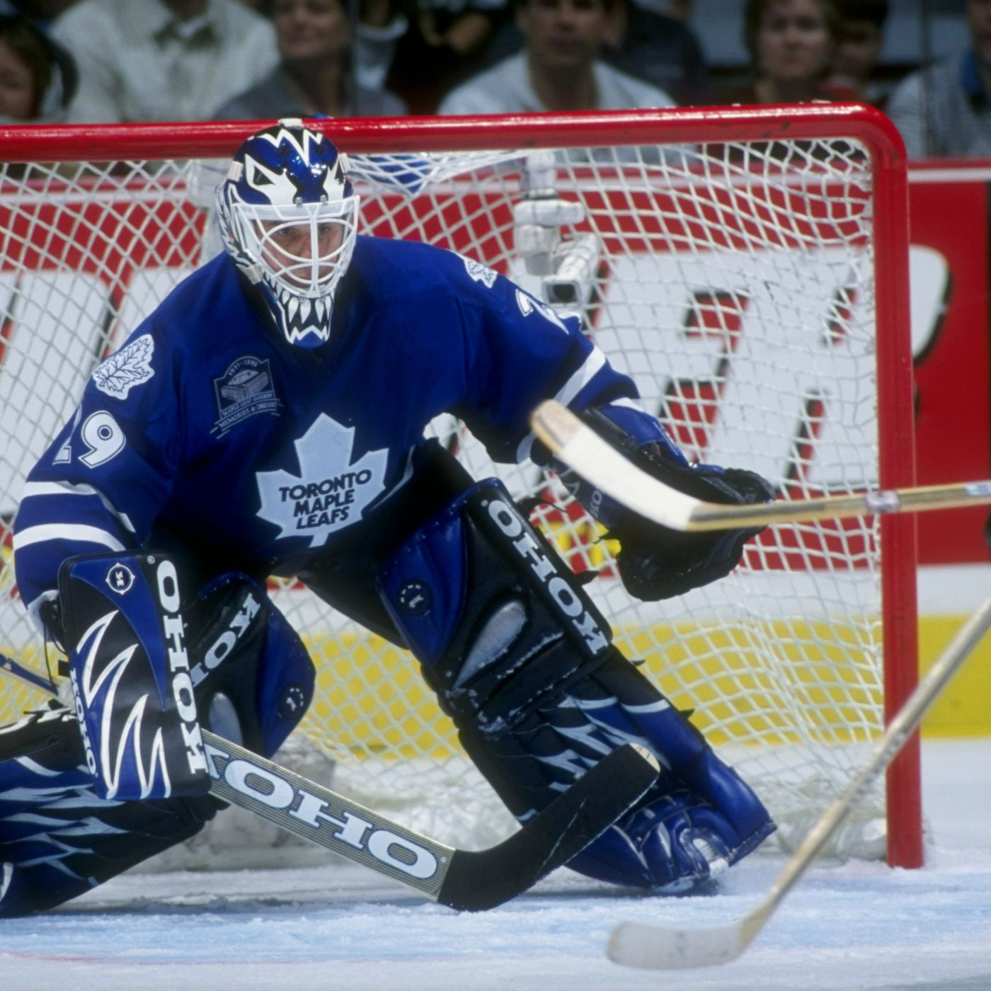 Maple Leafs By The Numbers 29 Felix Potvin Pension Plan Puppets