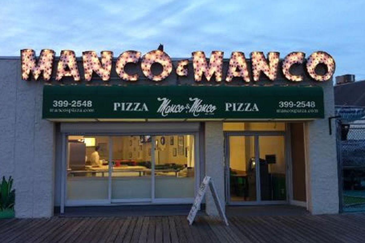 Frank Manco has passed away.