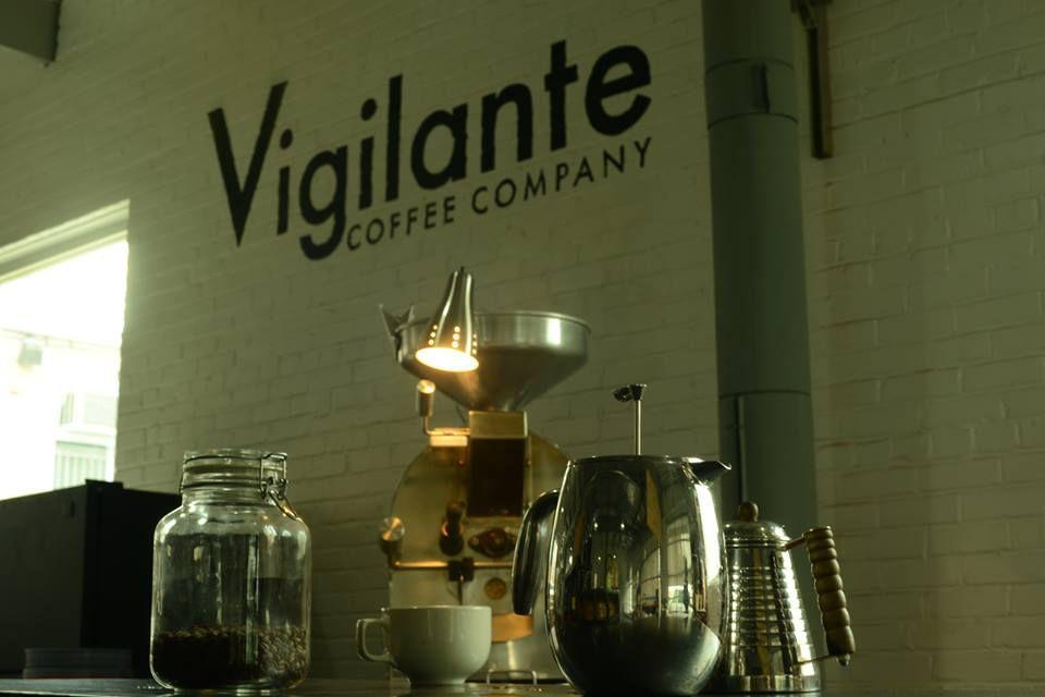 Vigilante Brewing Coffee