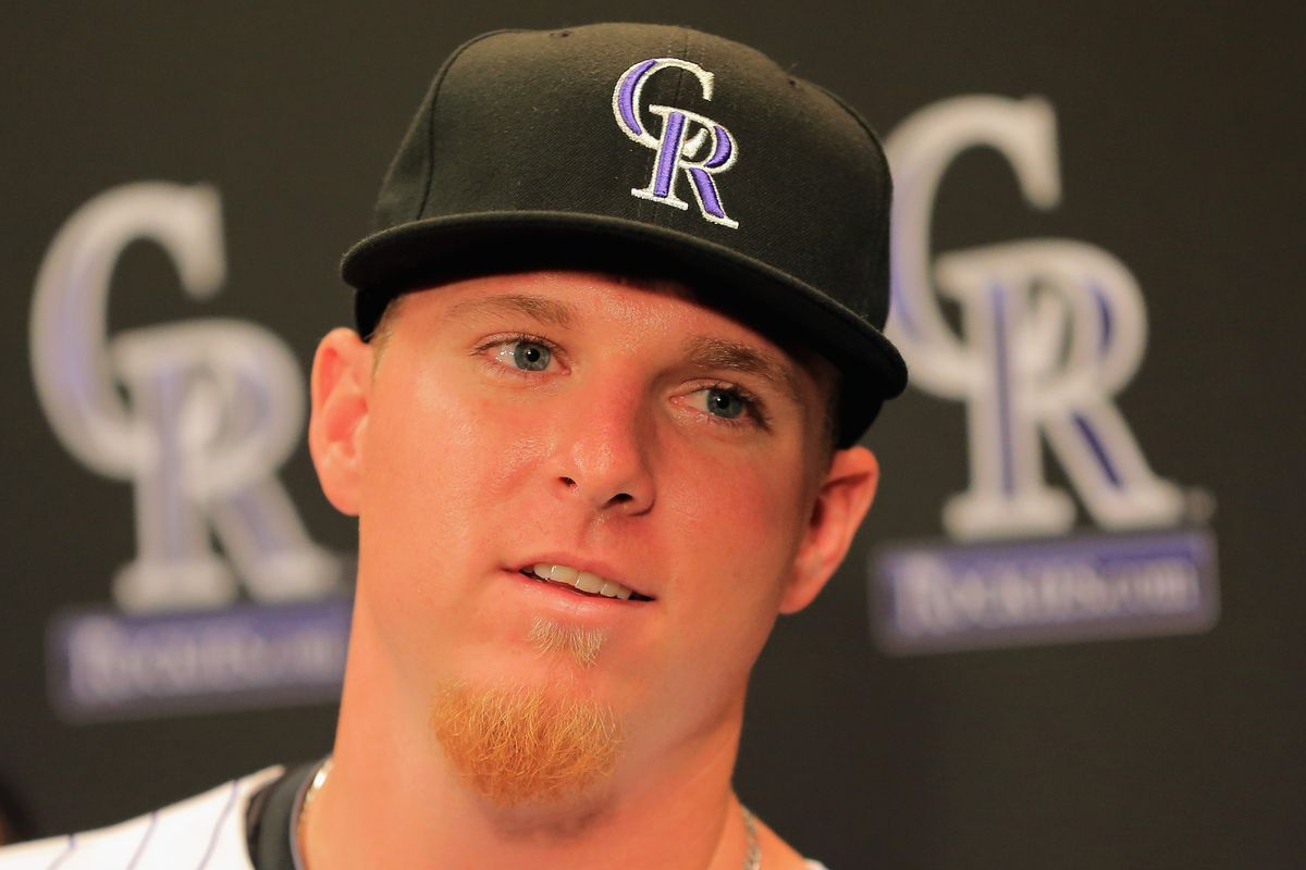 First round pick Jonathan Gray tops the Rockies' list