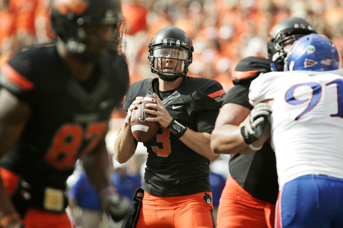 Can Brandon Weeden attack the up-and-down Missouri secondary on Saturday? This match-up will likely decide the game.