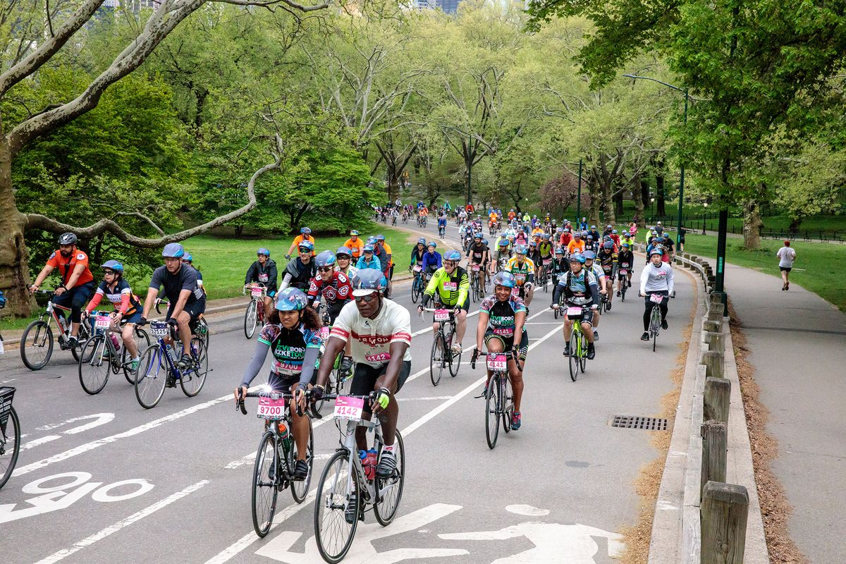TD Five Boro Bike Tour: map, road closures, start times, and more