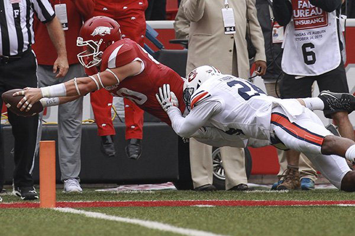 Hosting the Tigers: Preview of Arkansas vs. Auburn