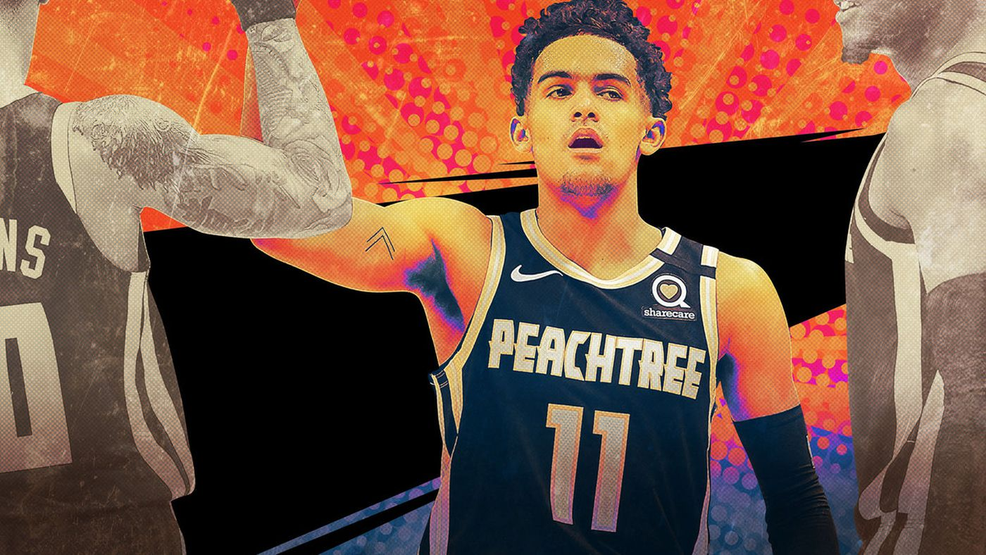 Trae Young Performs Like a Star. Does That Make Him an All-Star?
