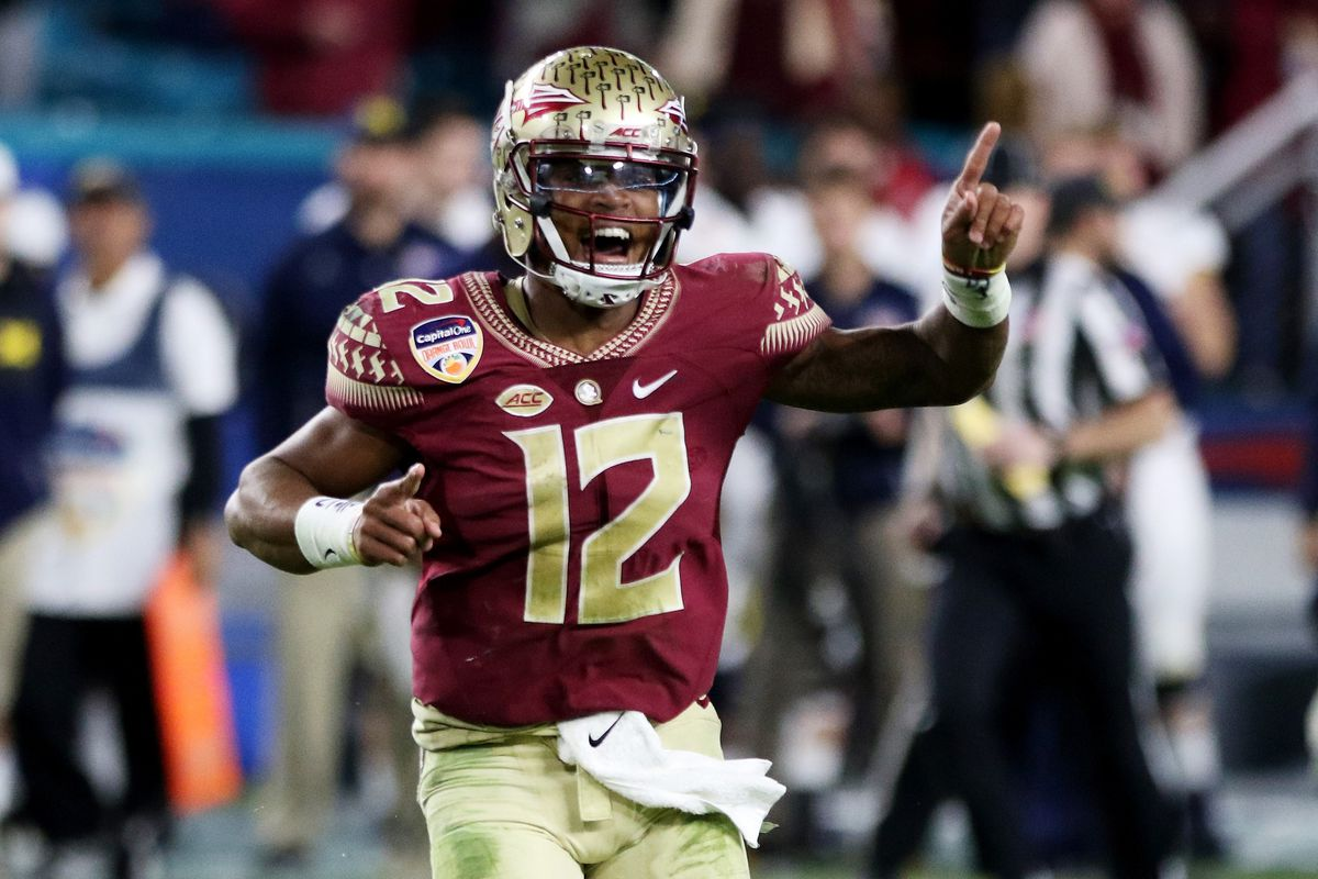 Florida state football recruiting news where does fsus deondre photo by marc serotagetty images voltagebd Choice Image