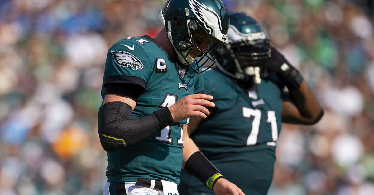 Longtime Eagles OT Jason Peters on QB Carson Wentz Landing in Indy: 'He's going to get back to his MVP calibe… - Stampede Blue