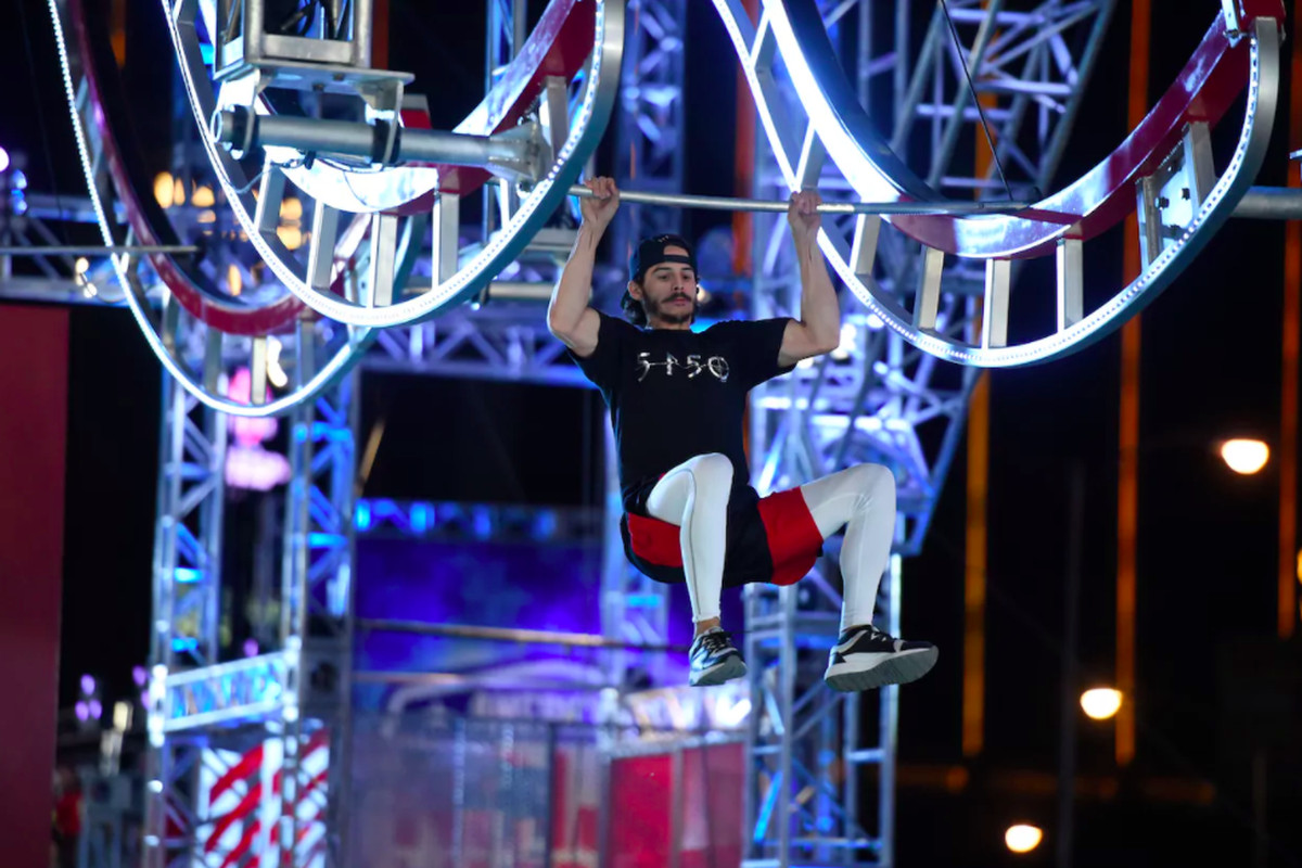 american ninja warrior tv schedule: national finals start time and