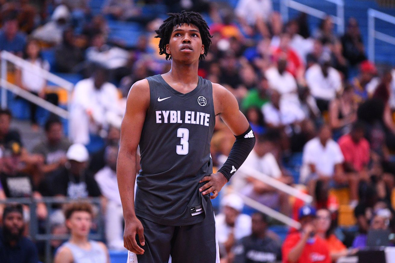 5-star guard Caleb Love will not take official visit to Arizona, per report