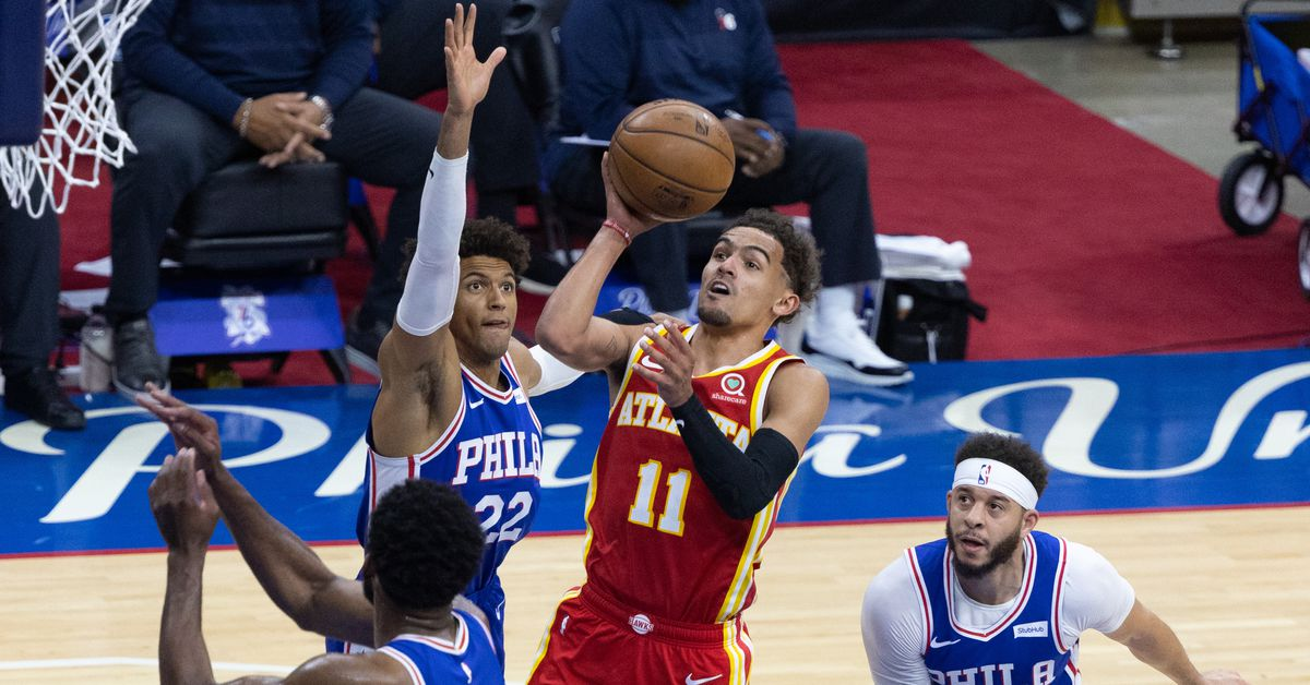 Hot Links: Trae Young tries to close out the Sixers