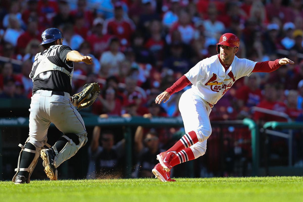 St Louis Cardinals Magic Numbers For Division Wild Card