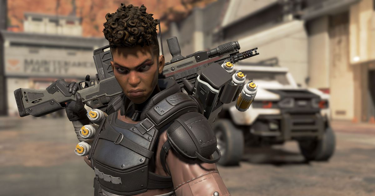 Apex Legends patch 1.2 removes bunny hops while healing, adds more loot