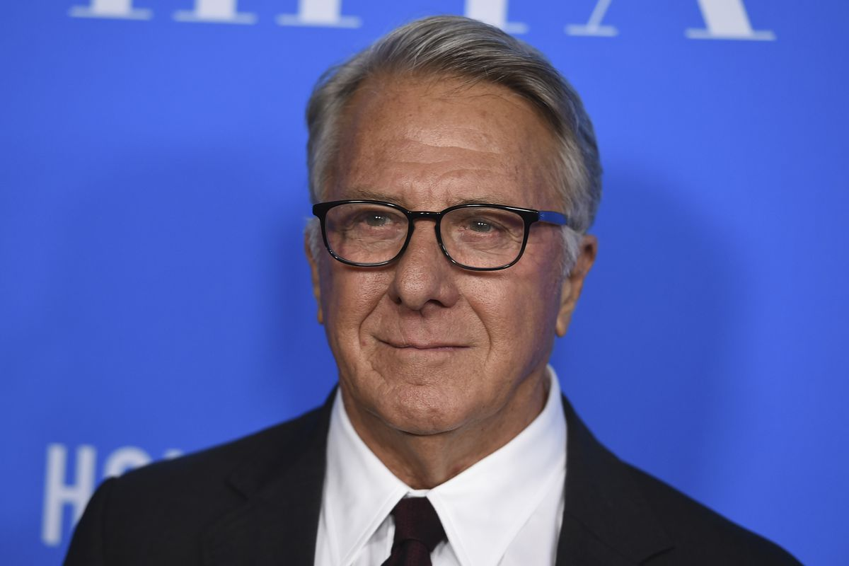 FILE - In this Aug. 2, 2017 file photo, Dustin Hoffman arrives at the Hollywood Foreign Press Association Grants Banquet at the Beverly Wilshire Hotel in Beverly Hills, Calif. More women are accusing Hoffman of sexual misconduct, including allegations fro