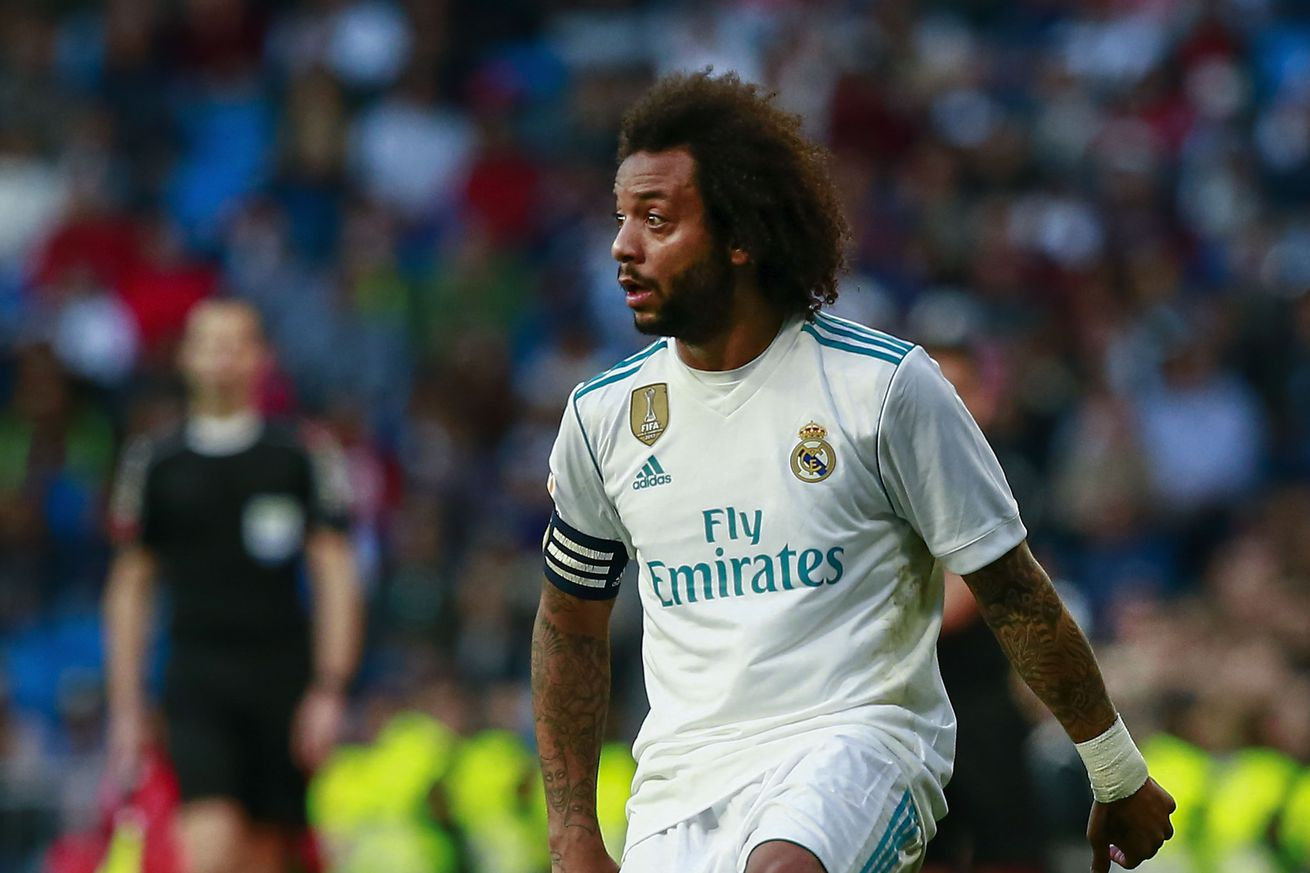 Marcelo says his injury feels like ?just a knock?