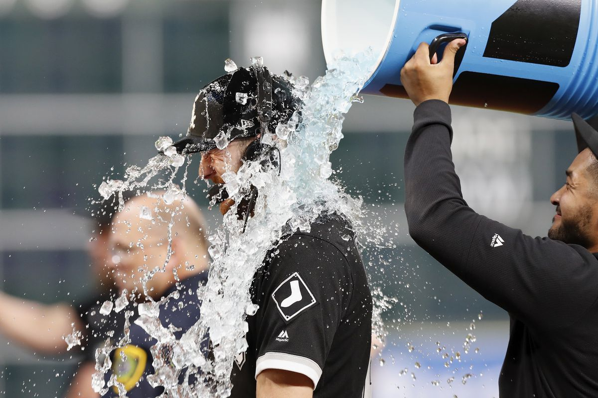 First two months of season show White Sox turning corner