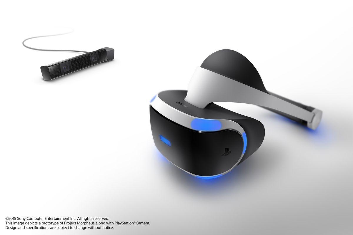 Project Morpheus GDC 2015 prototype